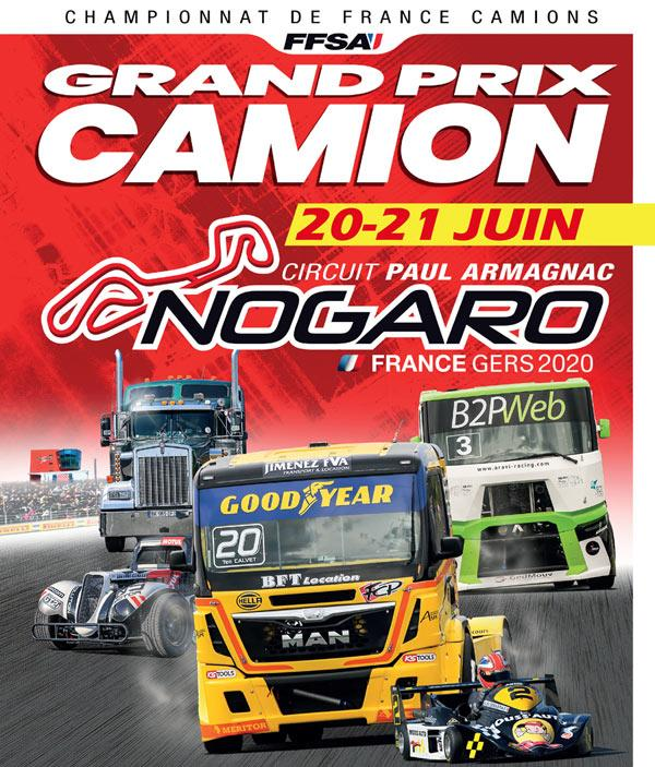 2020 camion