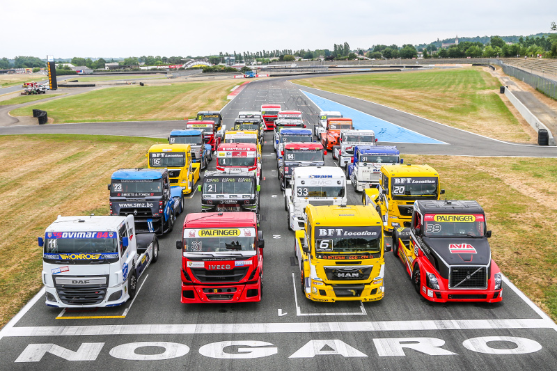 Camion groupe 2017