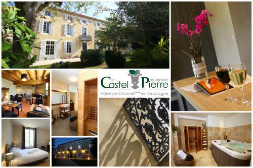 Le Castel Pierre de Lagraulet - Hôtel de charme **** de Gascogne
